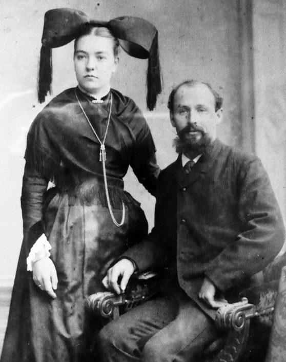 Karl und Barbara Hauser