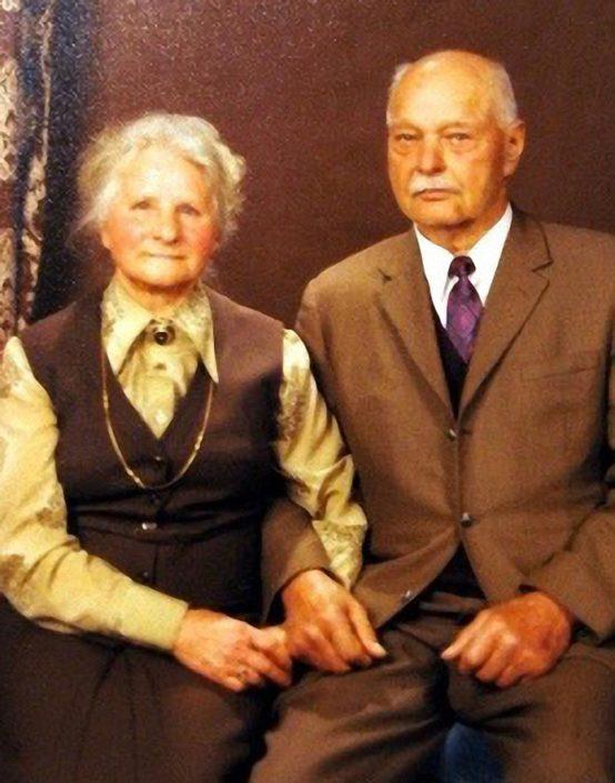 Lydia (geb. Lay) & Albert Hauser